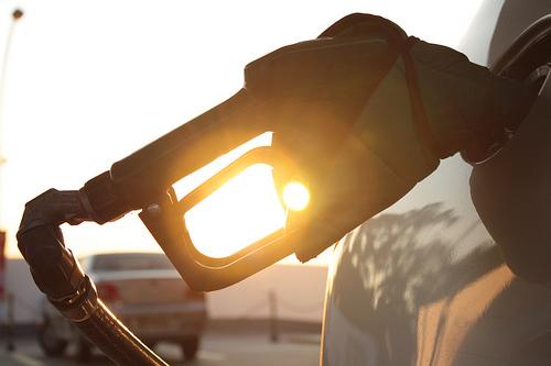gasolina coche