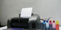 ahorrar en tinta de impresora