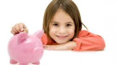 educación financiera de los niños