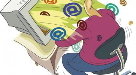 estrategia de ahorro correo spam
