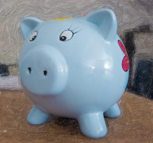 Ahorrar sin dinero