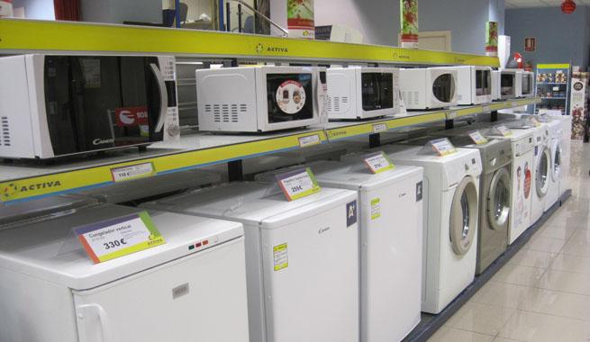 Electrodomésticos con tara, un gran ahorro.