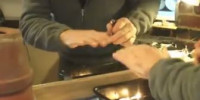 Calentar casa macetas velas 1