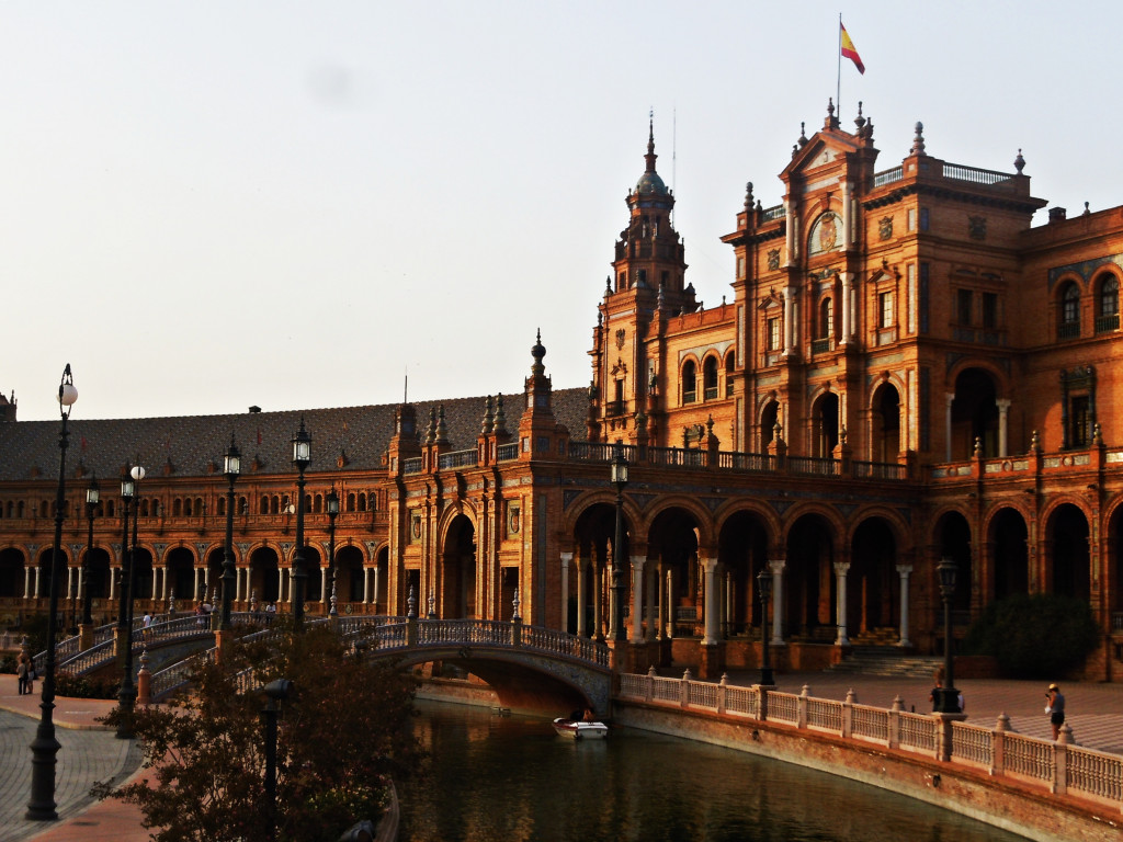 Sevilla barata