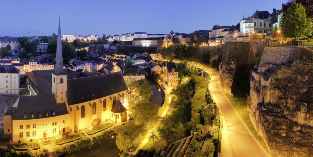 Luxemburgo salario