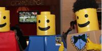 DISFRAZ MUÑECOS LEGO