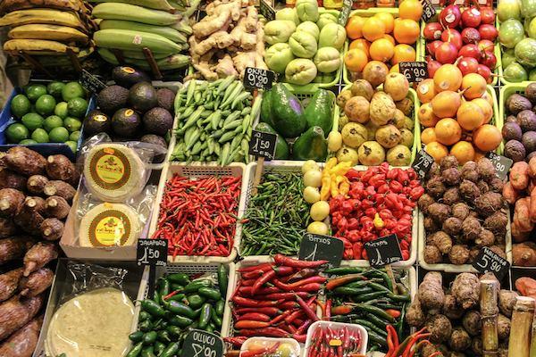 Menús sanos y baratos.