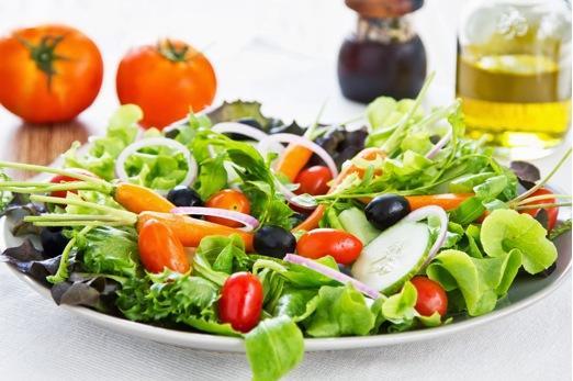 Menús sanos y baratos